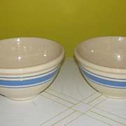Weller Blue Band Mixing Bowl
