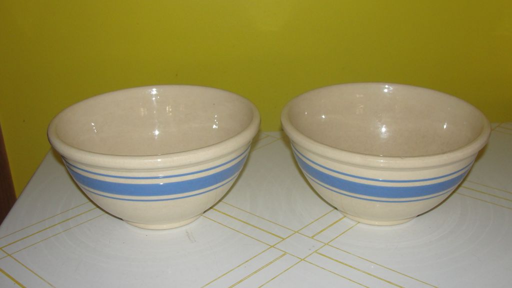 Weller Blue Band Mixing Bowl