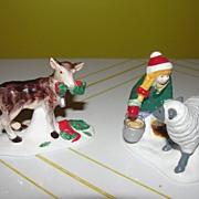Dept 56 Snow Village Christmas at the Farm  #56-5400