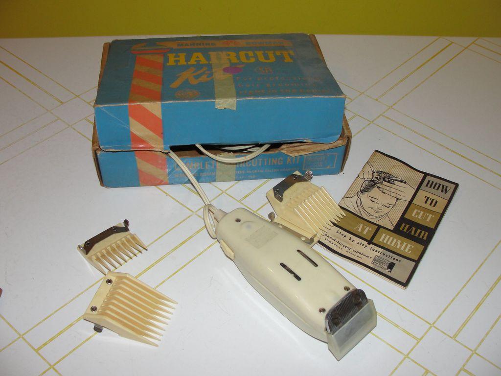 Manning Bowman ''Professional'' Haircut Kit - b28