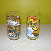 ''The Great Muppet Caper 1981 McDonald Glass - b40