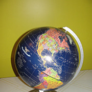 From Russia with Love Replogle 12'' Midnight Blue Globe