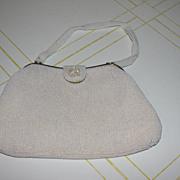 ''Bags by Debbie'' beaded Bag - b44