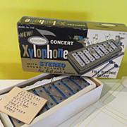Arist-o-Kratt Concert Xylophone Model 700 - Wm. Kratt Co. - b48