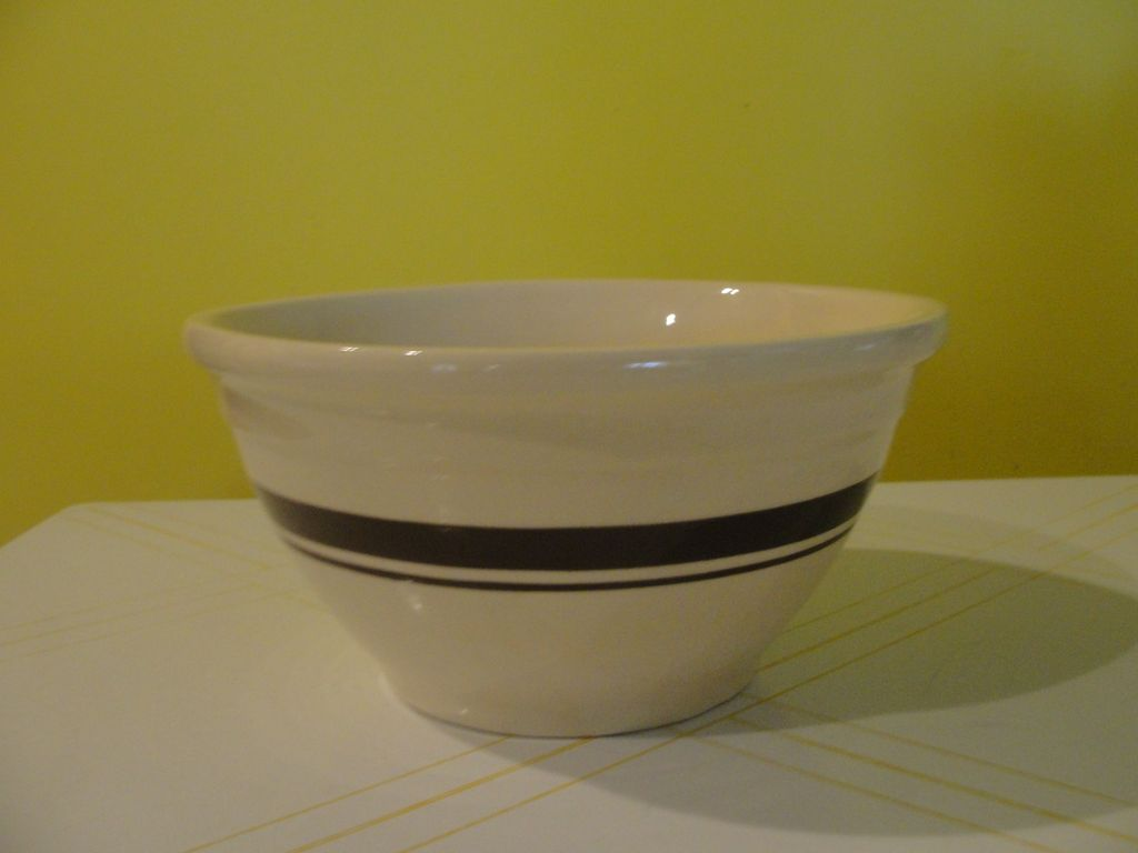 Real McCoy Brown band Bowl #10
