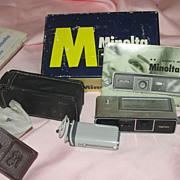 Spy Who Loved  Me Minolta 16-PS Sub-miniature Camera - b47 - Red Tag Sale Item