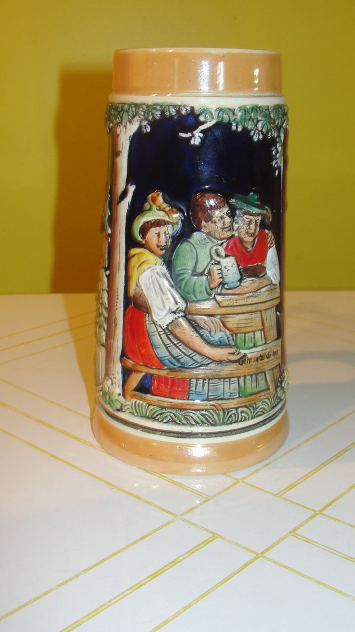 Der Trunk sei Klar - West German Stein - b45