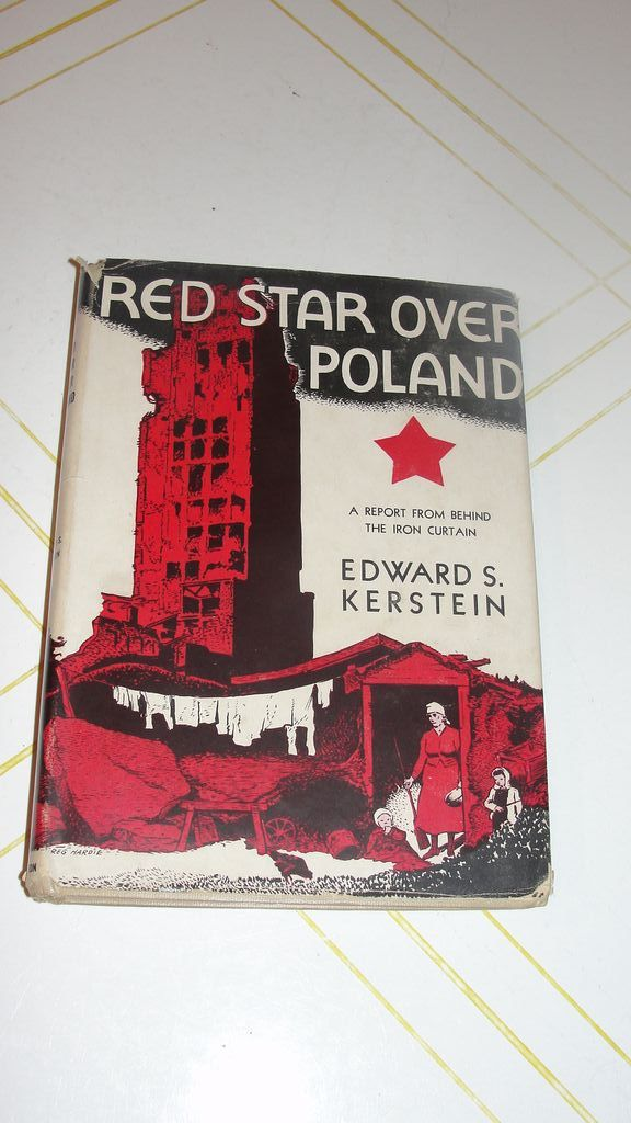 Red Star Over Poland by Edward S. Kirstein