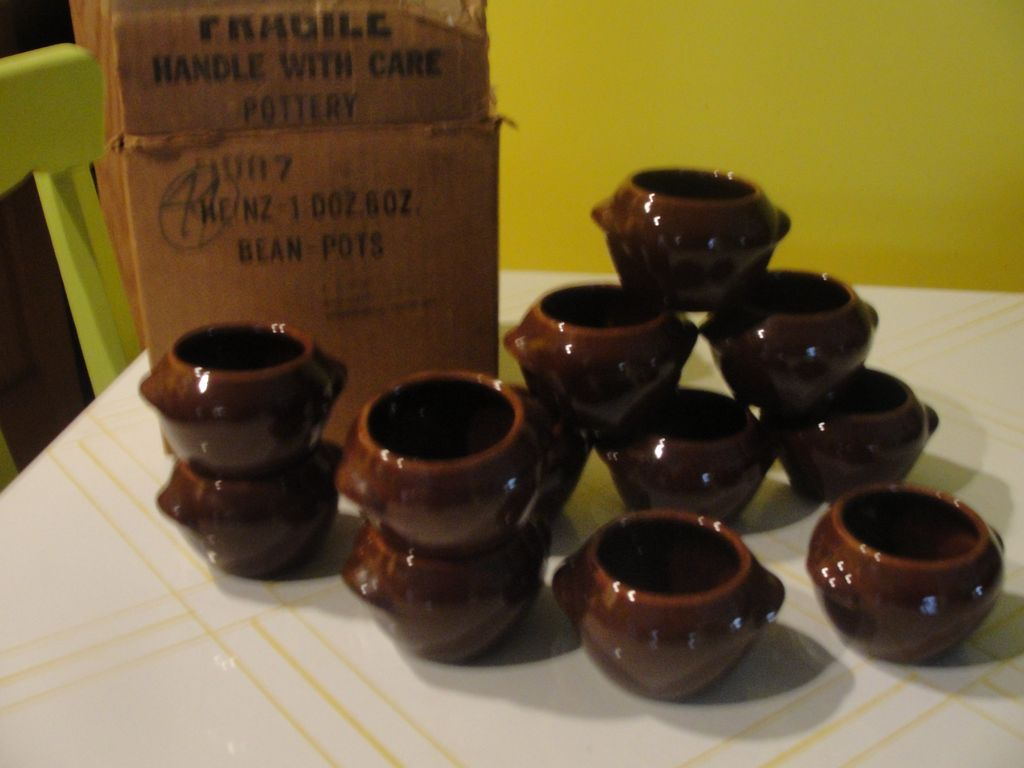 McCoy for heinz Individual Bean Pots in Box