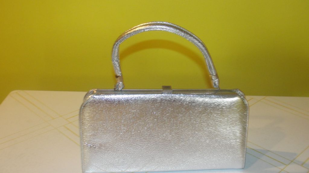 Night on the Town Silver Handbag/purse