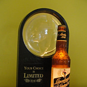 Leinenkugel's Limited Beer Bottle Light with Indian