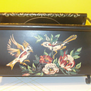 Birds and Flowers Paint By Number Magazine rack