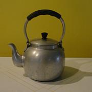 Polly Put the kettle On Aluminum Tea Pot