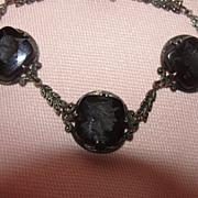 Mercury Cameo Bracelet - Free shipping