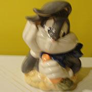 What's Up Doc? Bugs Bunny 1993 Warner Bros. Cookie Jar