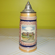 Gerz German Beer Stein - b45