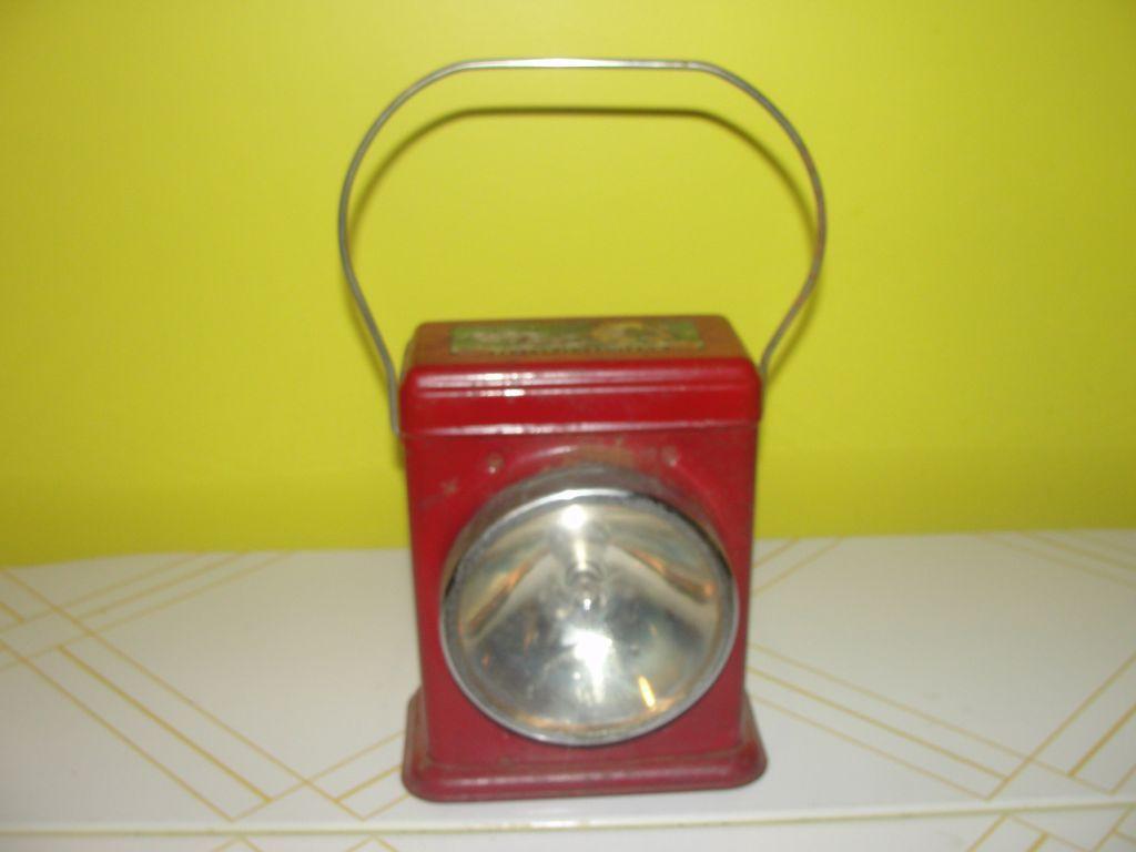 Vintage Delta Apollo Lantern