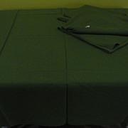 Vera Linen Blend Tablecloths - b135