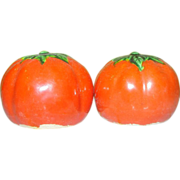 Tiny Tomatoes Salt and Pepper Shakers