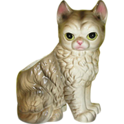 Pretty Kitty Cat Planter #4219 - b141