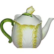 Lefton Tulip Tea Pot - b159