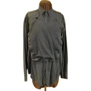 John Wayne Bib Front Calvary Cowboy Shirt