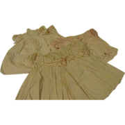 Pretty Baby Pink Dresses - b166