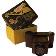 ''Illuminate'' Zadiix Royal deluxe 35mm Slide strip Viewer - b 55