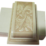 Make a statement Celluloid Jelewry presentation Box - b62