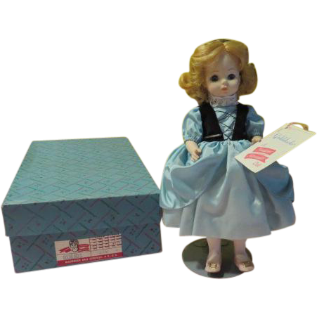 Madame Alexander Goldilocks #1520 Doll In Box