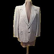 Top Stitched Dapper Gent Jacket