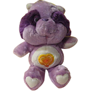 Care Bear Cousins Bright Heart Raccoon - b175