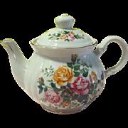 Robinson Design Group Rose in Bloom Tea Pot - b176