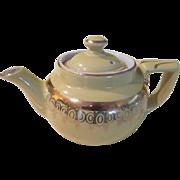 Hall tea for Two 2-cup Tea Pot - b177