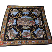 When in Rome Souvenir Scarf - b177