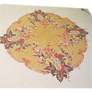 Autumn Harvest Tablecloth - b183