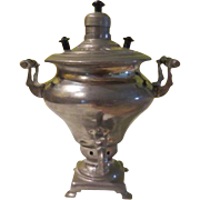 Made in the USSR Miniature Replica Samovar - b182