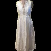 Party Like iIt's 1969 Brocade dress