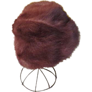 Marvelous Mink Hat - hb
