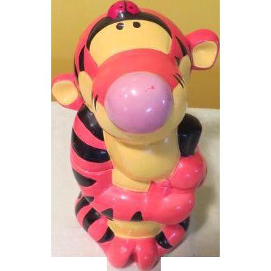A Tigger's a wonderful thing Disney Coolie Jar - g