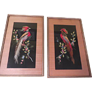 Birds of a Feather Wall Art Pictures