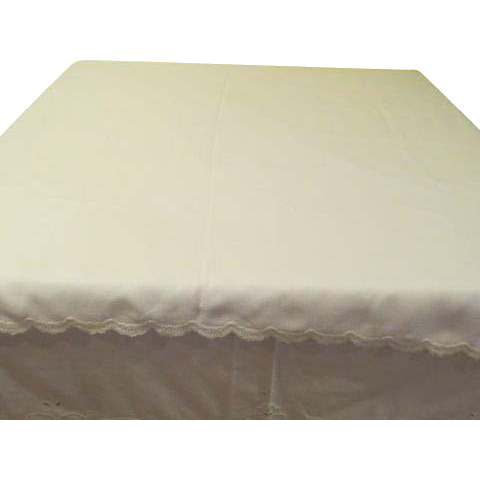 Simply elegant Linen Tablecloth - L4