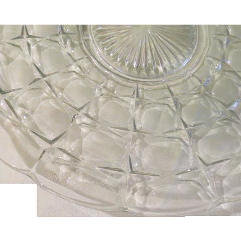 Indian Glass Constellation #300 Platter - G