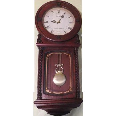 Vintage Seiko Westminster Whittington Chime Wall Clock B