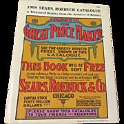 Replica 1908 Sears Roebuck Catalog - b188