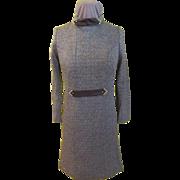"Working Girl Tweed :Strand Knits"" Dress"