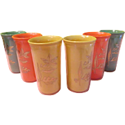 Go go 60's Insulated Tumblers - b195
