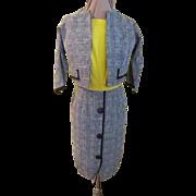 Career Wear Dress and Jacket