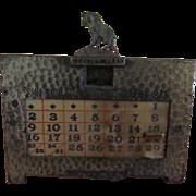 Glacier Park Perpetual Calendar - b195