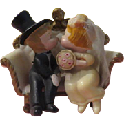 Give Me a little smooch Wilton 70's cake Topper - b177
